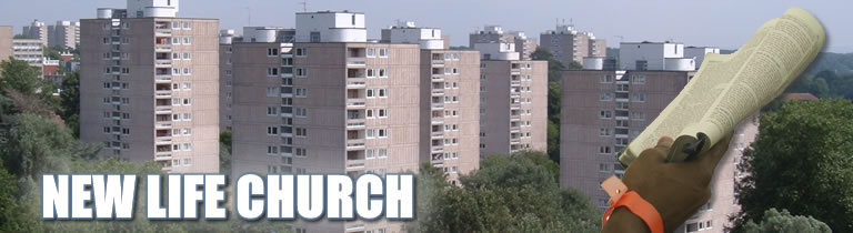 New Life Church - Photo of flats in Wandsworth